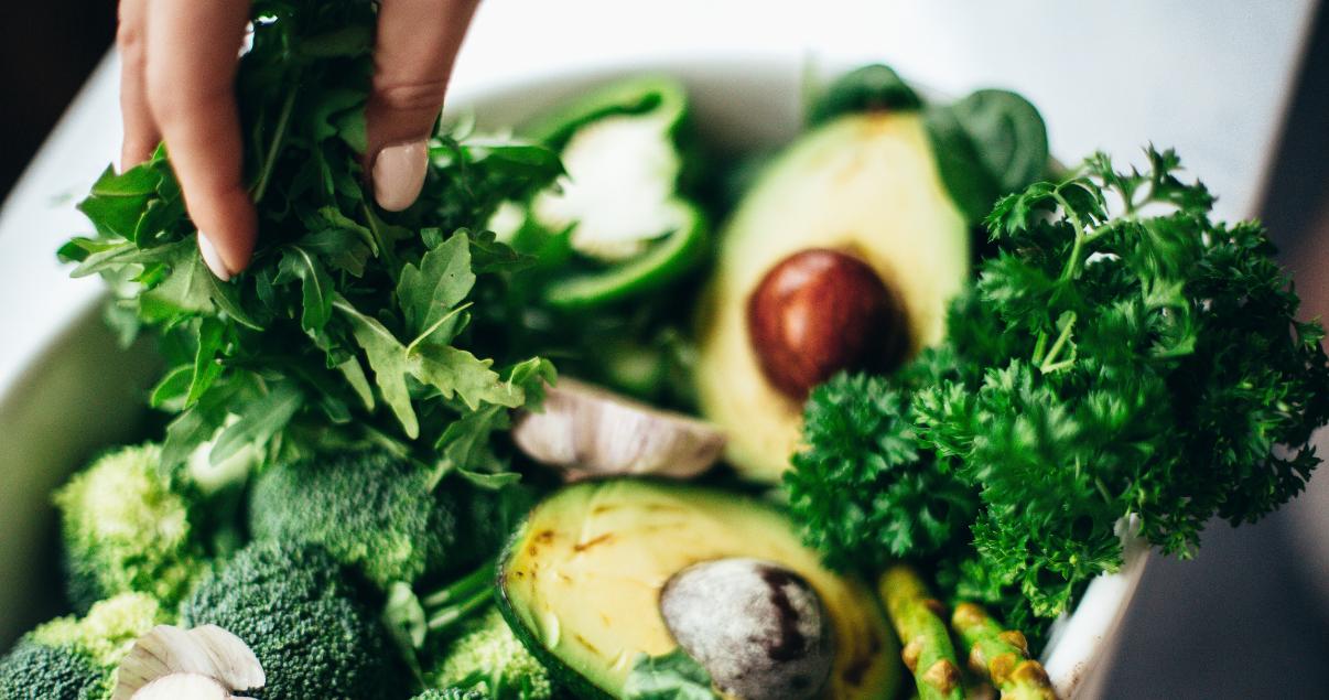Primeros pasos en la cocina saludable